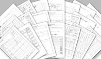 機密書類・機密データ